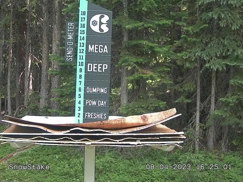 Cooper Mountain, CO Snowstake Cam